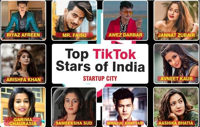 TOP 10 INDIAN TIKTOK STARS: WHO ARE RULING THIS PLATFORM?