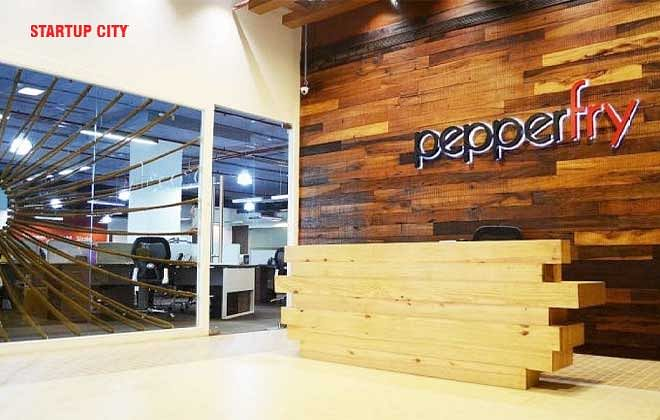 ONLINE FURNITURE STARTUP PEPPERFRY RAISES $40M IN SERIES F ROUND
