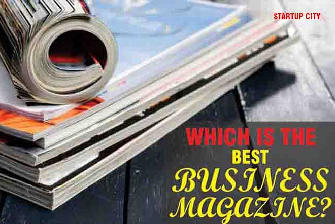 Which is the Best Indian Business Magazine?