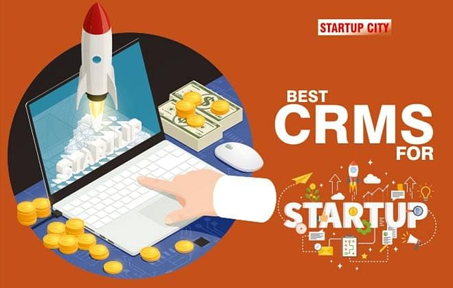 BEST CRMS FOR START-UPS IN INDIA