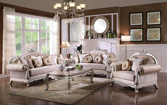 Beginner's Guide In Choosing The Perfect  Living Room Furniture