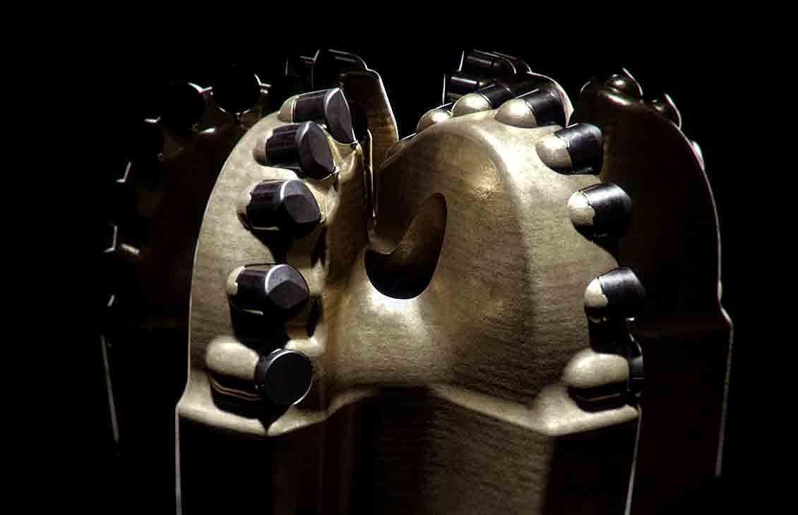 Schlumberger Introduces StrataBlade Concave Diamond Element Bit