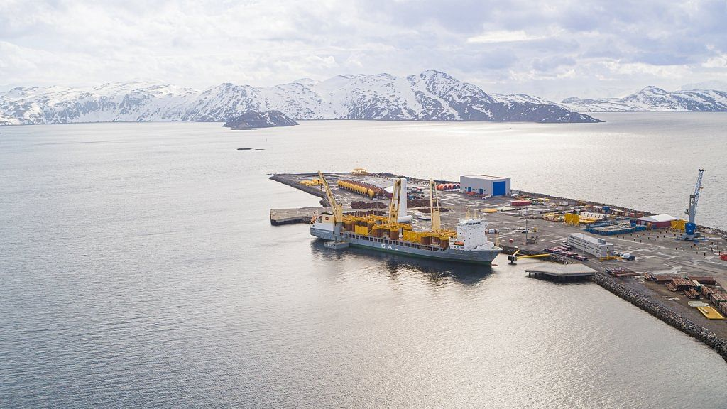 3 Contracts for Services at Seven Supply Bases in Norway