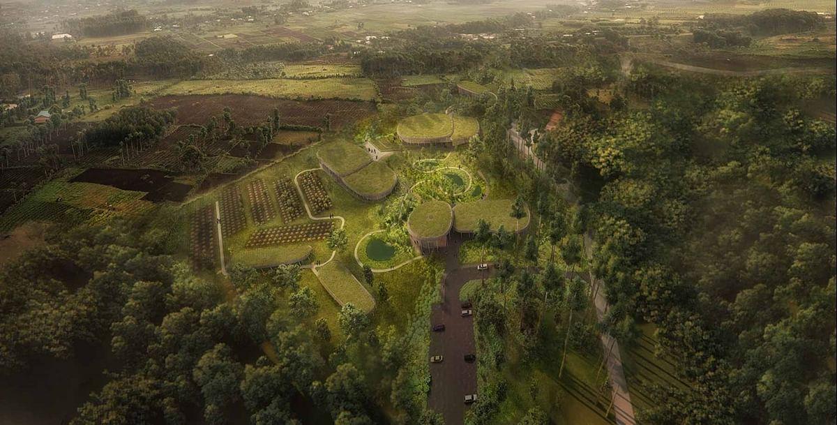 Ellen DeGeneres Campus of Dian Fossey Gorilla Fund Rwanda