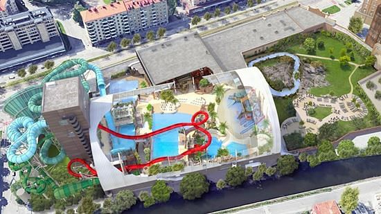 NCC Signs Contract for Liseberg's New Water Park