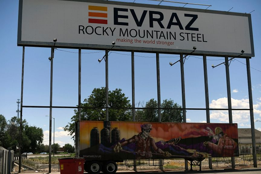 EVRAZ Rocky Mountain Steel Partially Closes as 8 Test COVID19