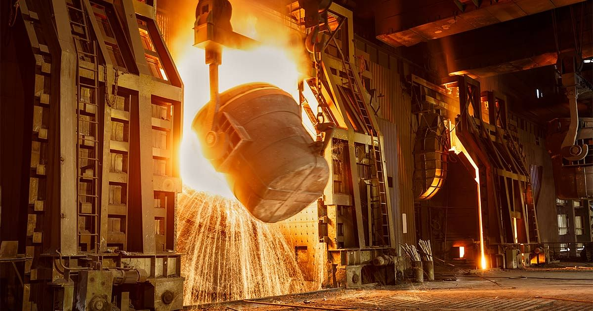 US Raw Steel Production Capacity Utilization Climbs Further