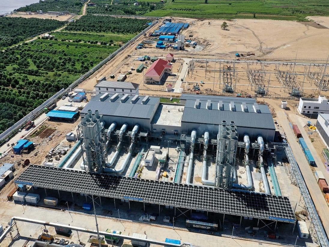 MAN PrimeServ Inks Service Agreement for Cambodian Power Plant
