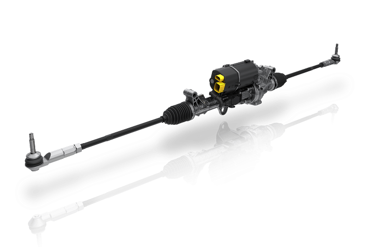 ZF Launches AKC Active Rear Axle Steering System