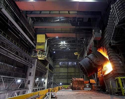 Stelco to Install Pig Iron Caster at Lake Erie Works BF