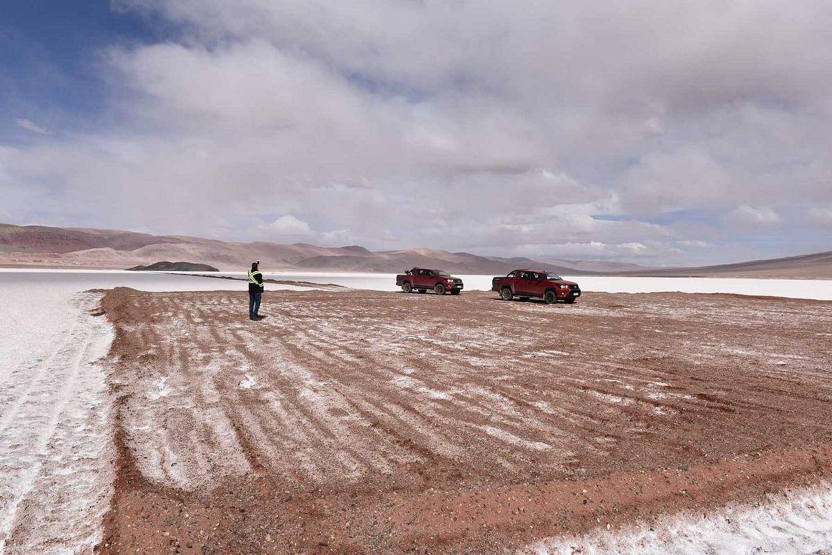Alpha Lithium  update on Tolillar Lithium Project in Argentina