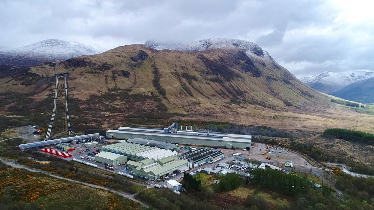 ALVANCE Aluminium to Expand Fort William Operations