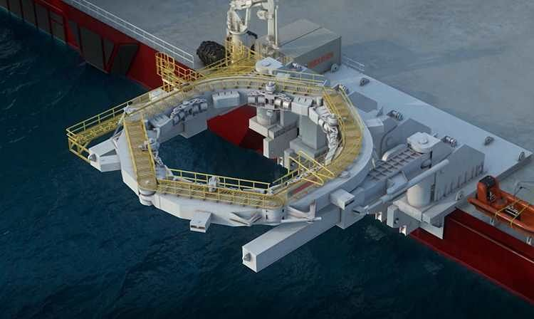 Kongsberg Maritime Strengthens Position in Offshore Wind Sector