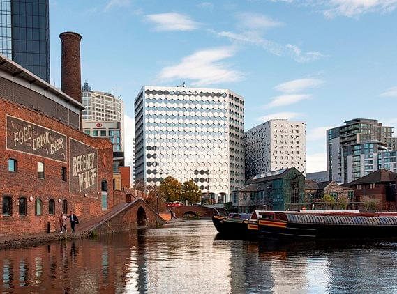 Kier Hands Over Building 3 at Arena Central in Birmingham to HMRC