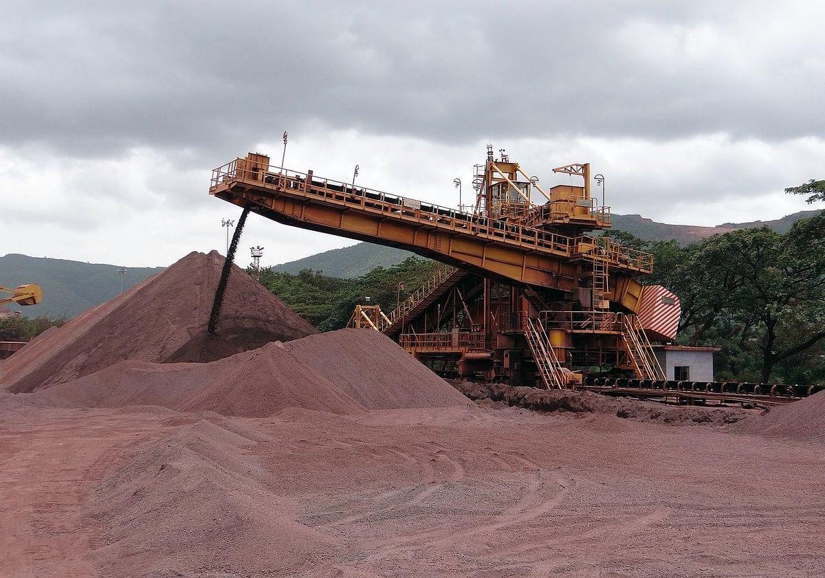 Vale & Ningbo Zhoushan Port Investing in Iron Ore Storage