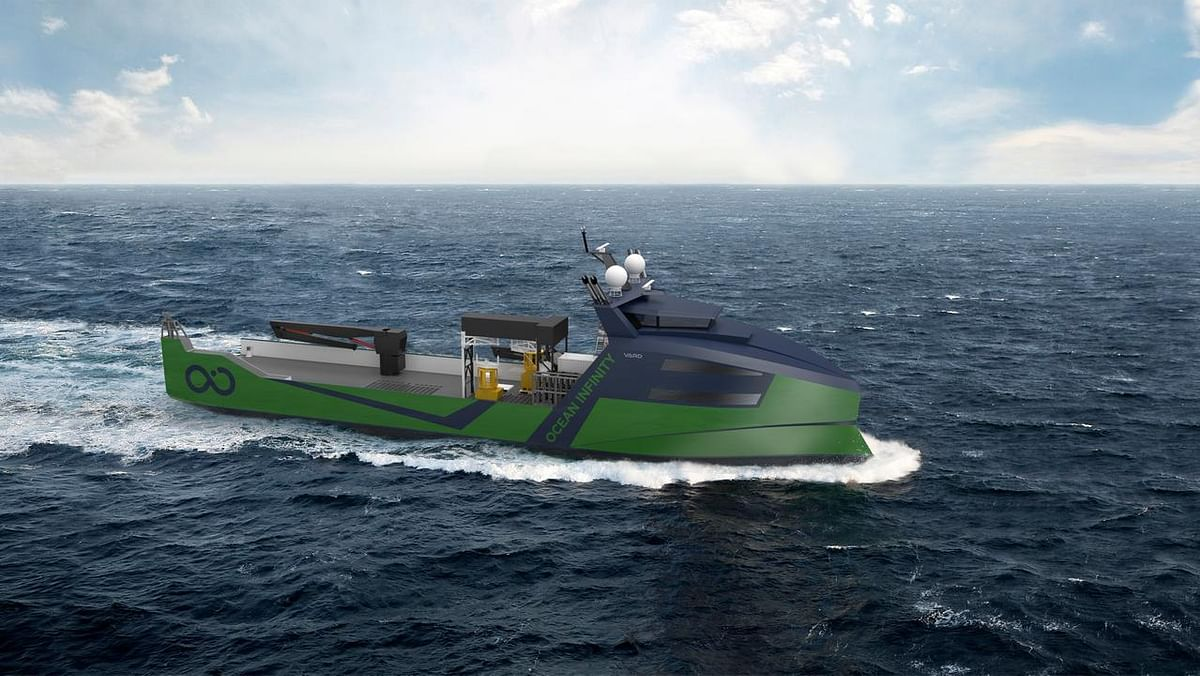 Fincantieri Vard Bags Contract for 8 Marine Robotic Vessels