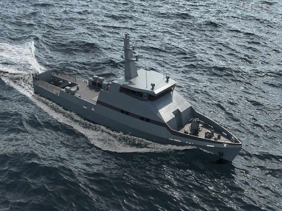 MAN 16V175D Propulsion Packages for Israel Shipyards