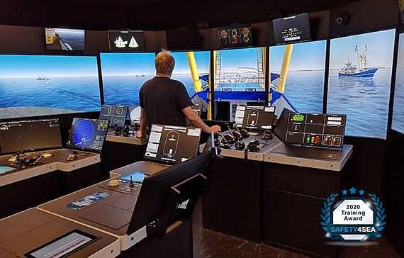 Kongsberg Digital K-Sim Fishery Simulator Wins Award