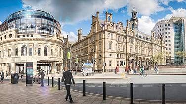 SRM Completes Landmark The Majestic in Leeds