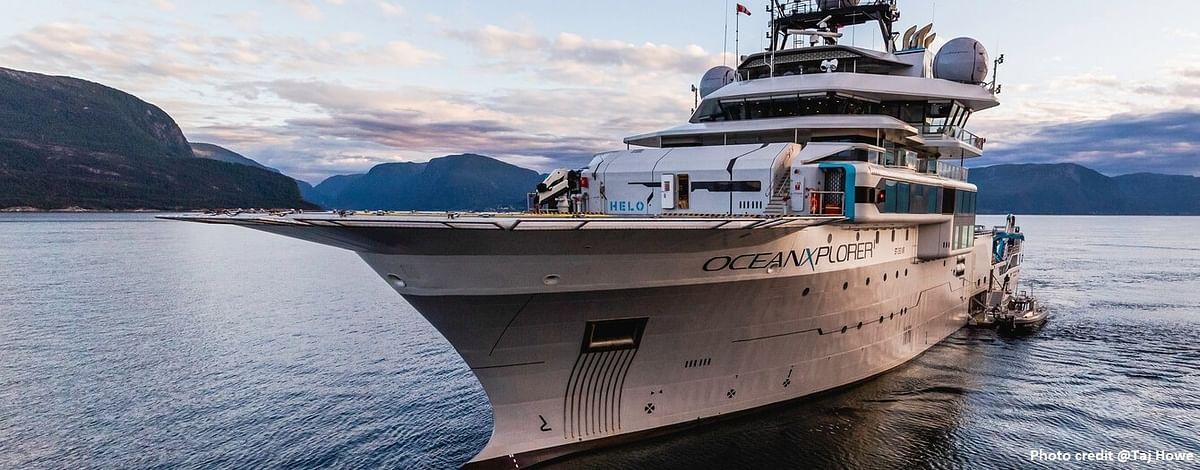 Damen Completes OceanXplorer Rebuild