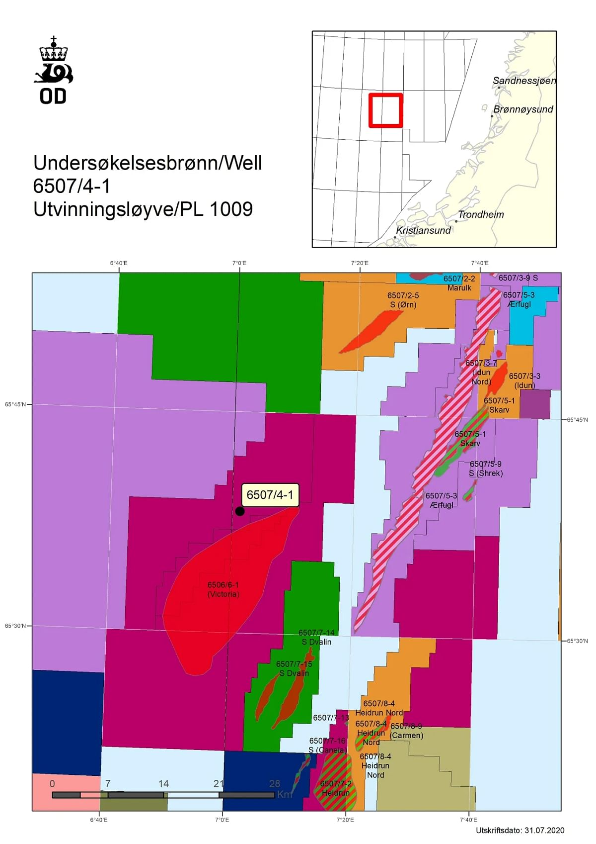 ConocoPhillips Discovers Gas Southwest of Skarv Field in Norway