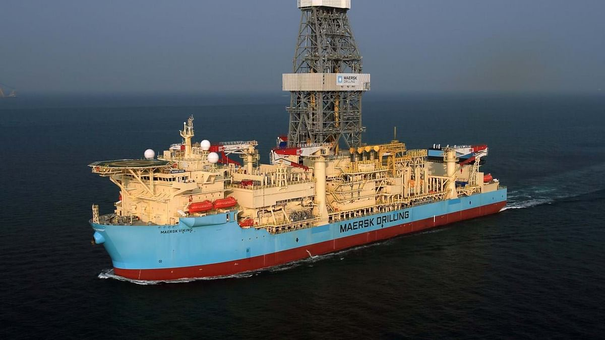 Maersk Bags Contract for Maersk Viking in Brunei Darussalam