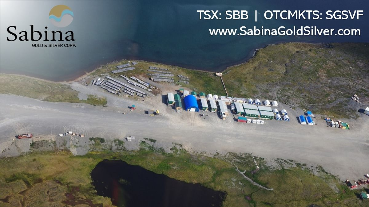 Sabina Gold & Silver Update on Back River Gold Project