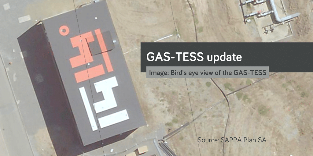 1414 Degrees Operational Update on GAS-TESS