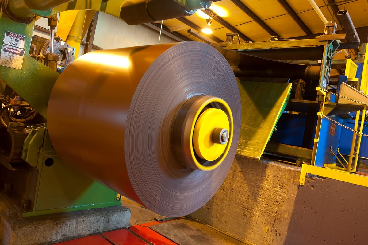 Nucor to Purchase Paint Line Facility in Arkansas