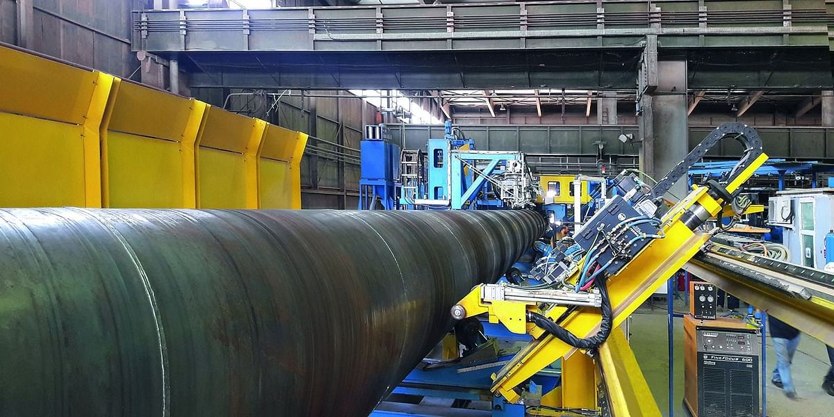 Severstal Supplies X70 Coils to Alfapipe in Algeria