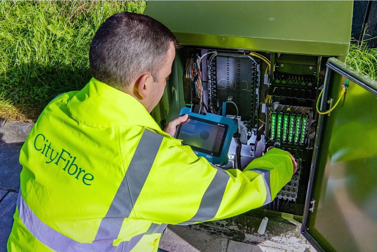 Kier Awarded GBP 82 Million CityFibre work