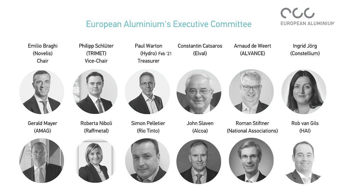 Mr Emilio Braghi Re Elected as Chair of European Aluminium