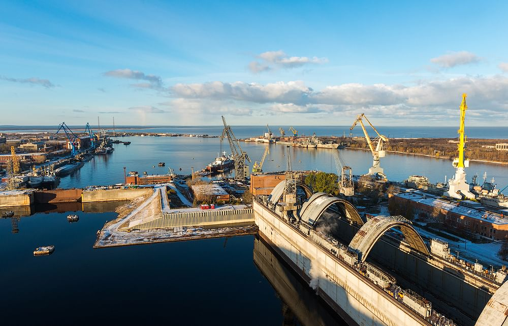 Sevmash Switches to Natural Gas