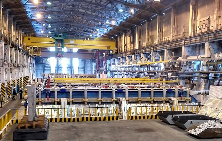 RUSAL Installs Innovative Crude Aluminium Cleaning System at KhAZ