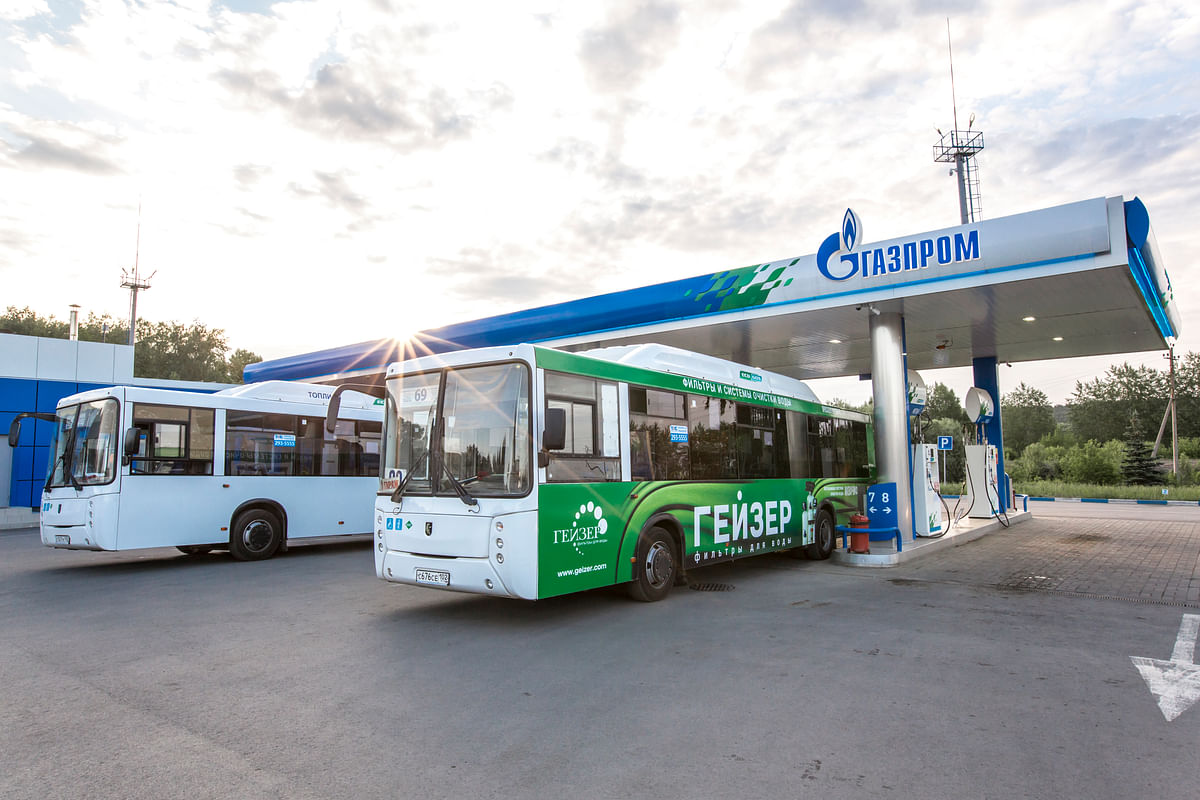 Gazprom Stepping Up Cooperation with Russian Manufacturers