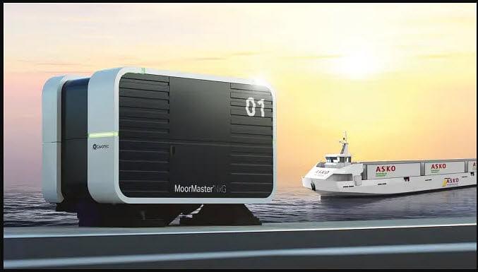 Cavotec Launches Next Generation MoorMaster