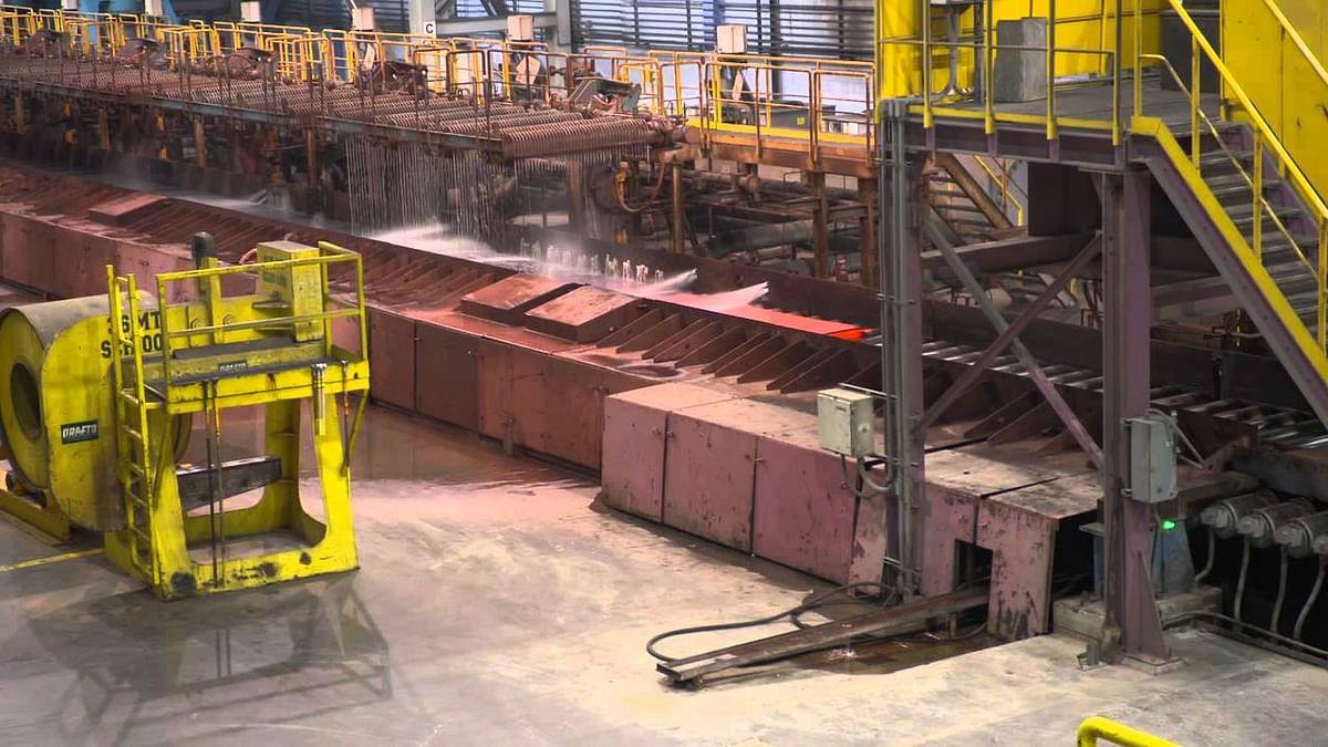 AM/NS Calvert to Start Construction of EAF Steel Meltshop