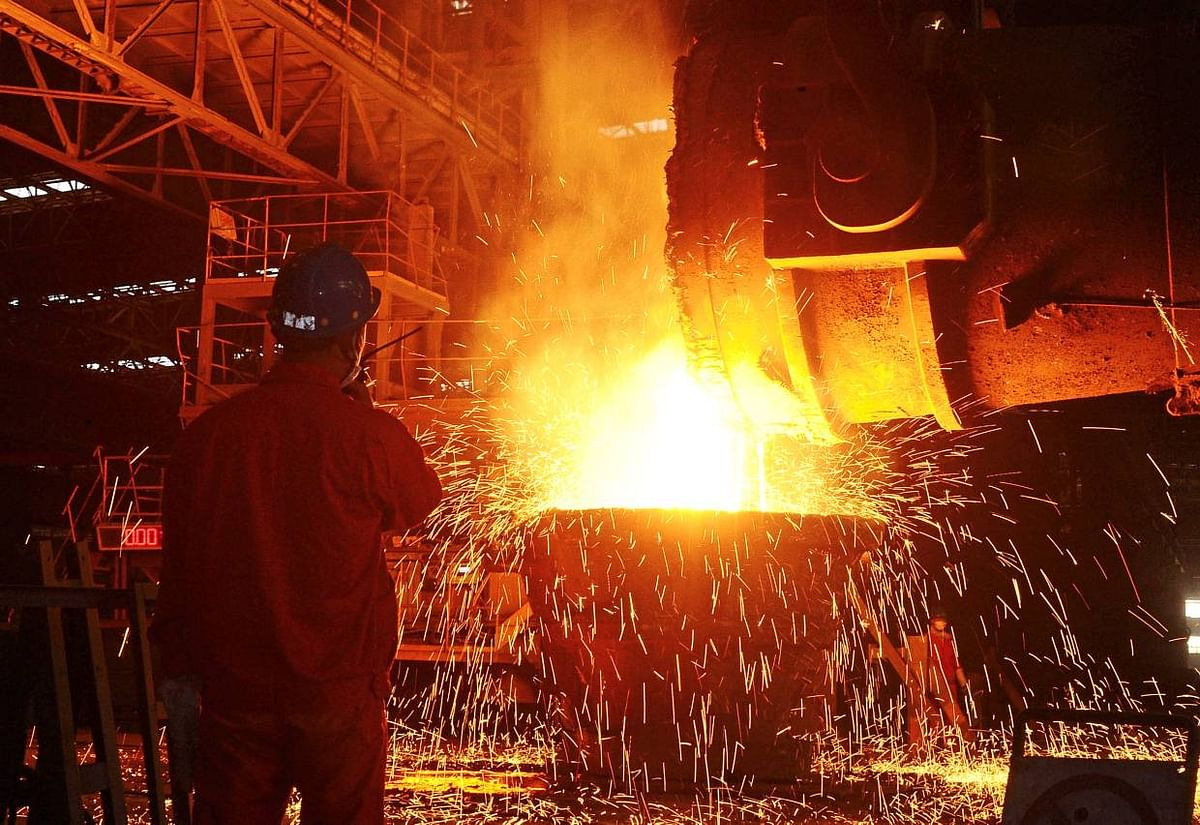 Chinese Crude Steel Output Remains Strong in October 2020