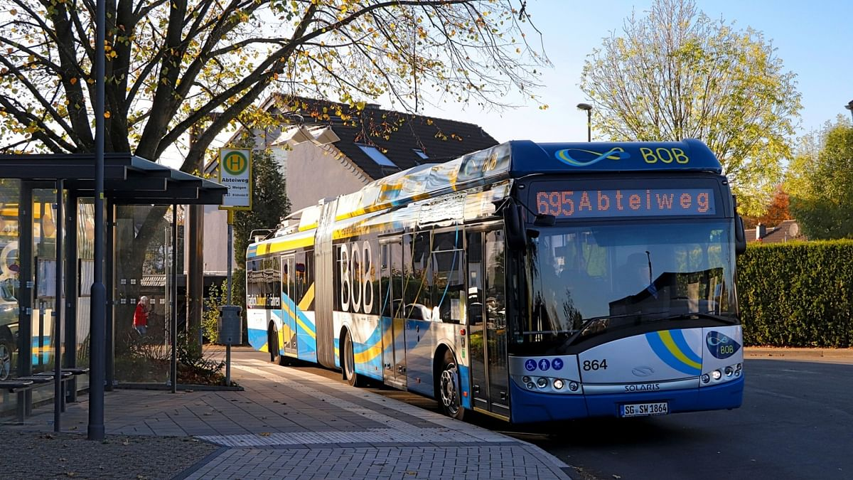 Solingen Public Transport Company Invests in Buses with IMC