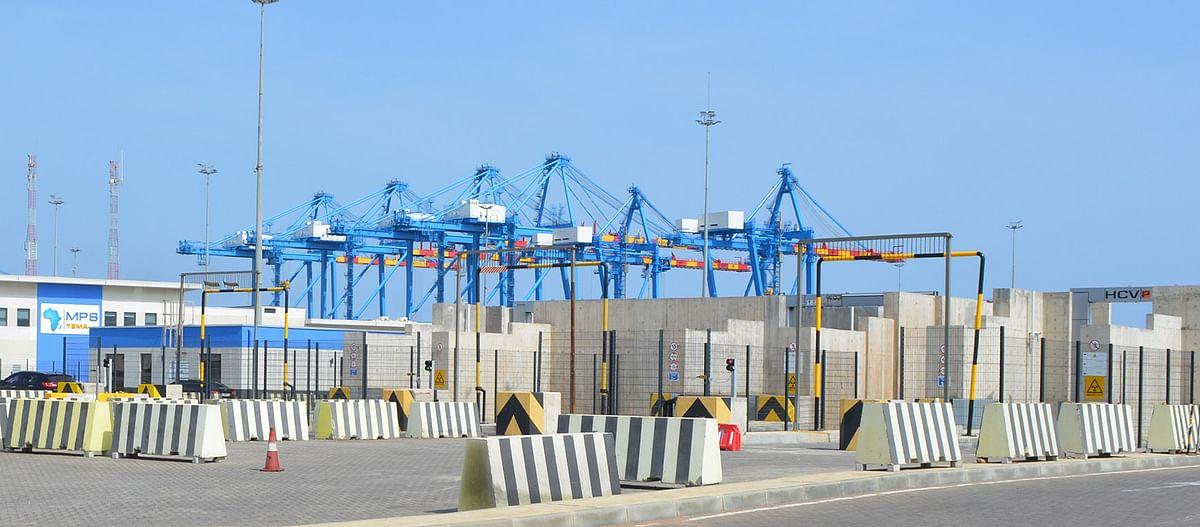 Meridian Port Enhances Boarder Security & Port Gate Capacity