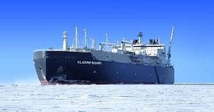 MOL Charters 3 Ice Breaking LNG Carriers for Arctic LNG 2 Project