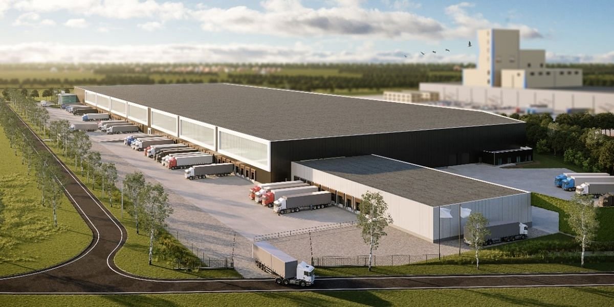 VolkerWessels signs Pact for Distribution Center in Netherlands