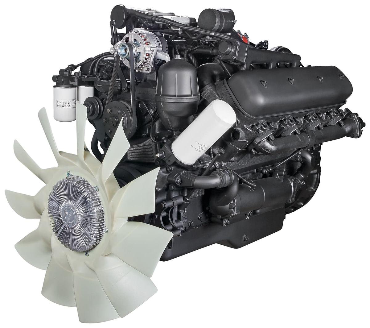 Yaroslavl Motor Plant Starts Serial Production of V Type Engines