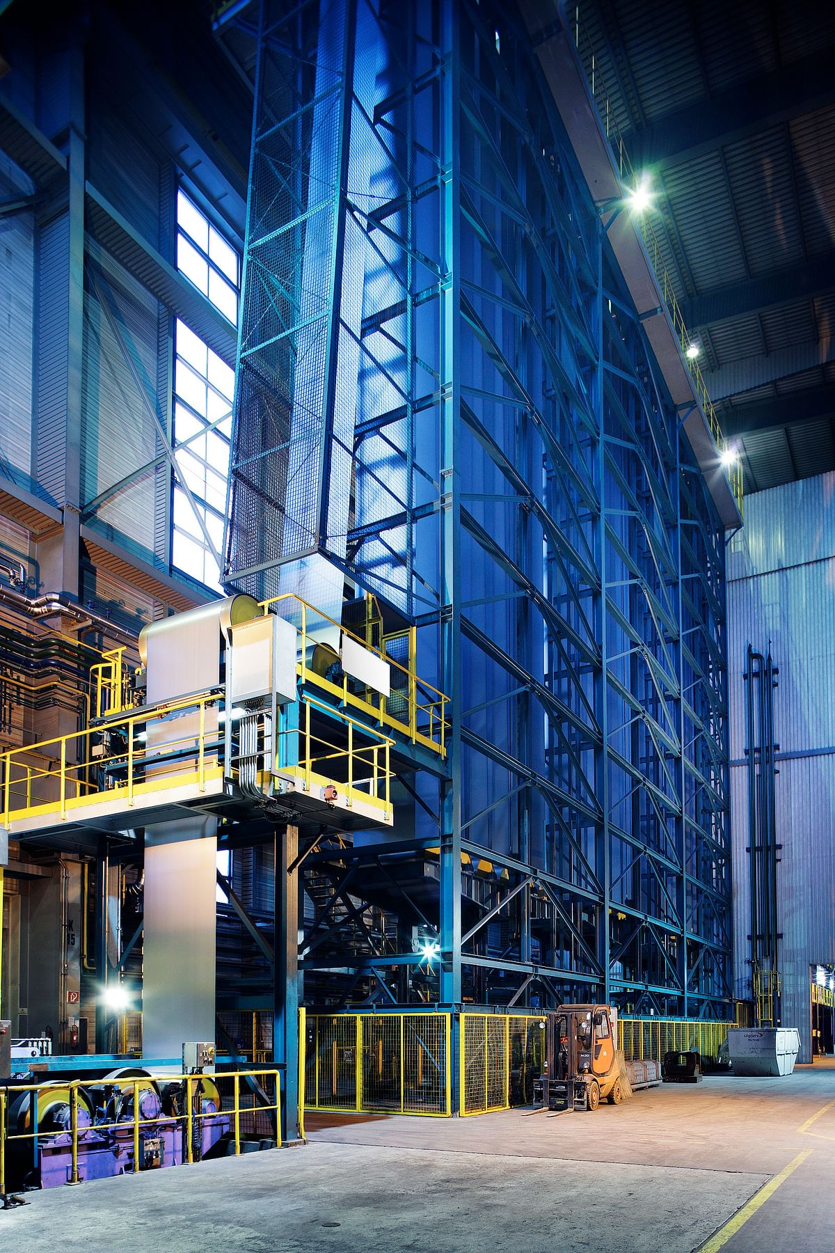 Primetals  Automation for Continuous Annealing Line of Voestalpine