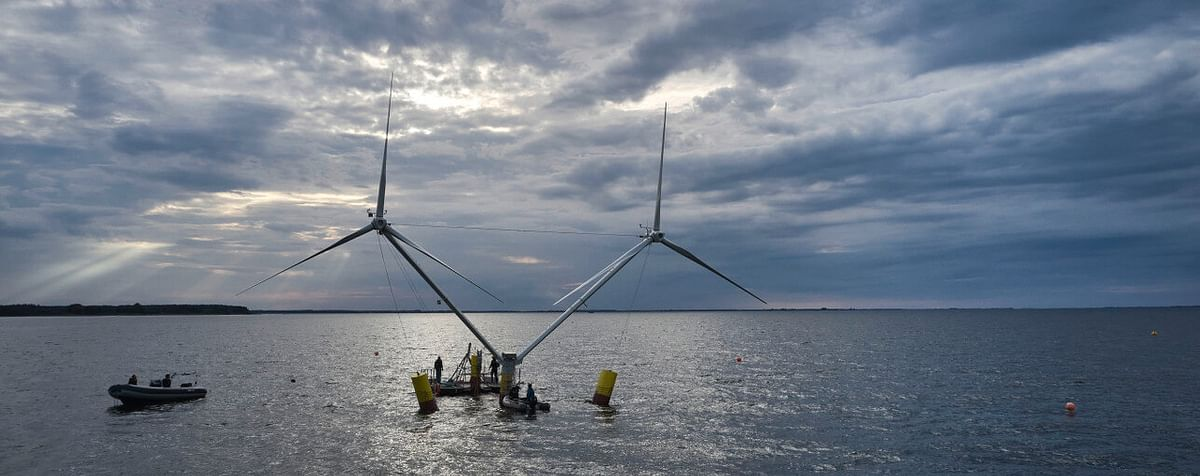 DNV GL  Services for aerodyn's Floating Offshore Wind Design