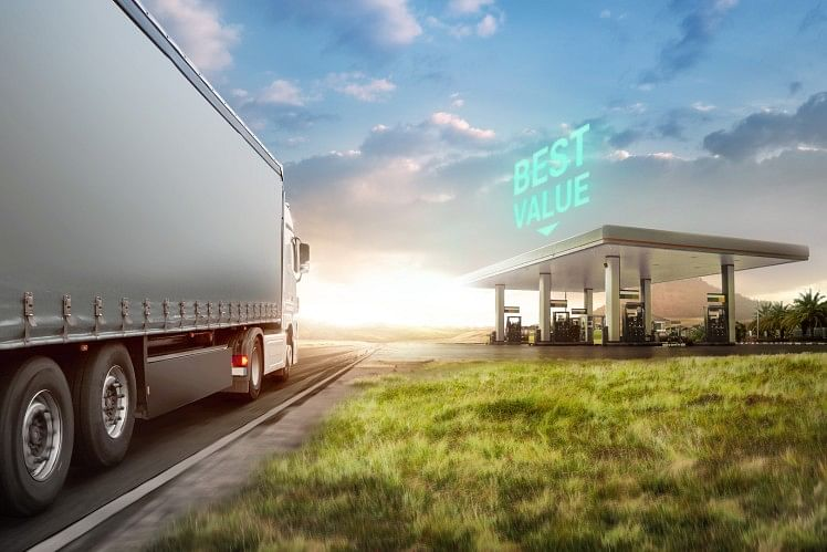 ZF Advanced Predictive Fuel Management Solution TX-FUELBOT