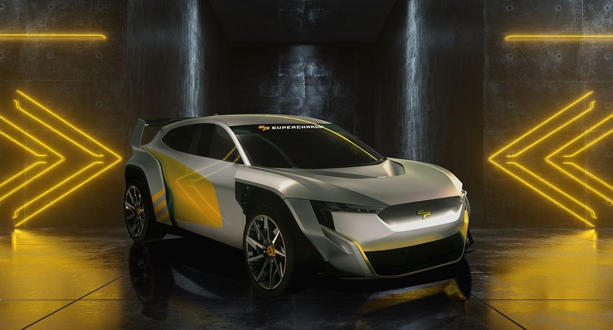 SuperCharge Unveils Electric Motorsport Series
