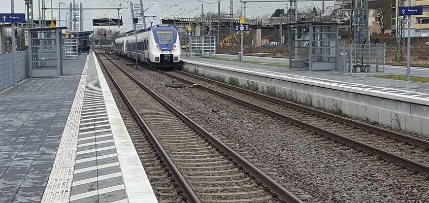 Eurovia Bags 2 Railway Contracts from Deutsche Bahn