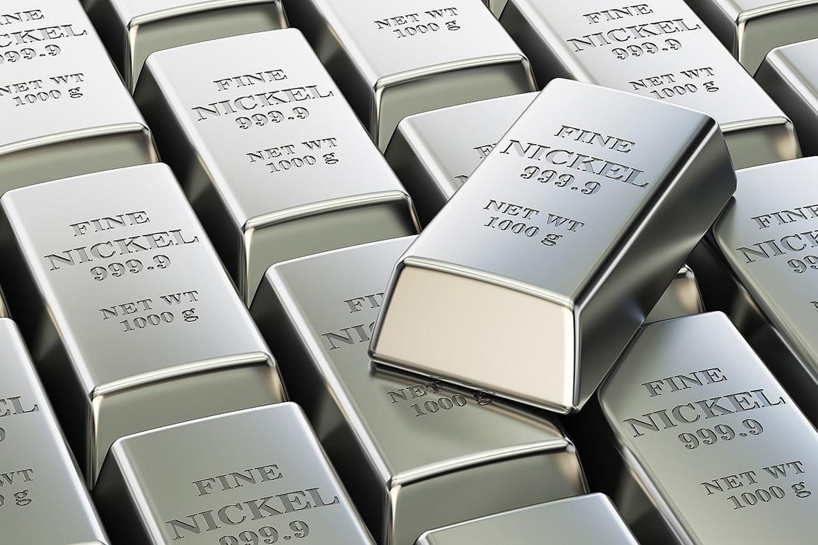 Vale Update on Nickel in Q3 of 2020