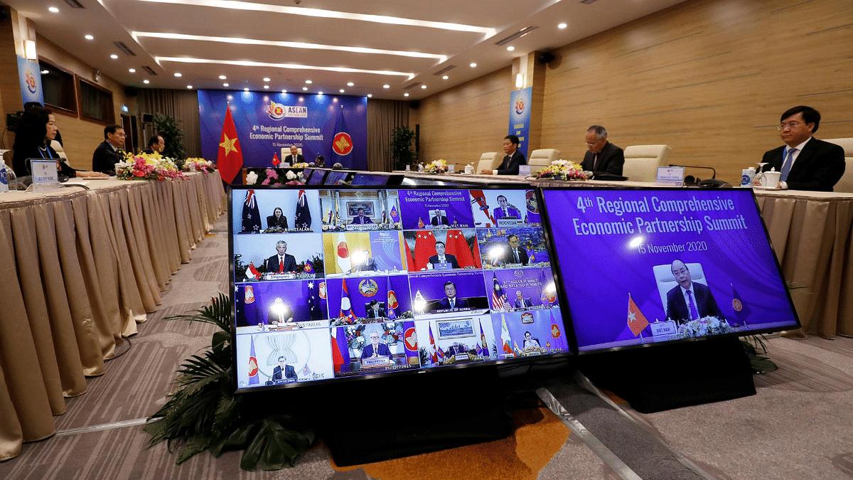 Regional Comprehensive Economic Partnership Forms Big Trade Bloc